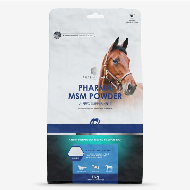 msm häst effekt